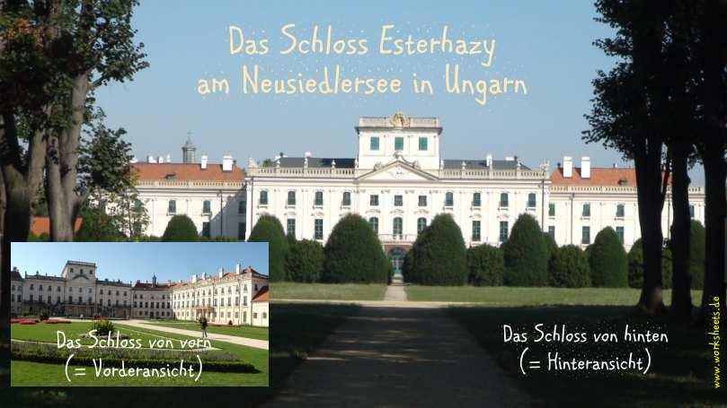 schloss esterhazy ungarn