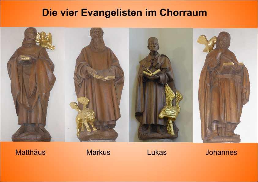 Die Vier Evangelisten Religionsunterricht