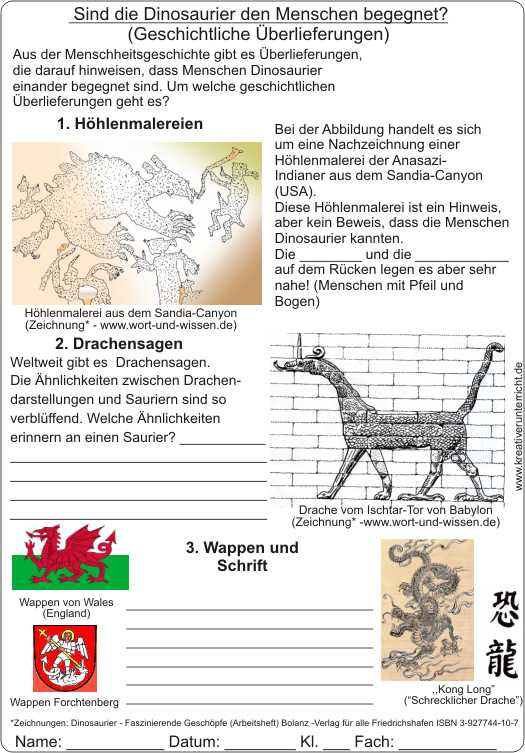 Großartig Fossilien Arbeitsblatt Galerie - Arbeitsblätter für ...