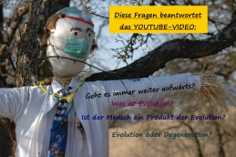 Evolution oder Degeneration-s