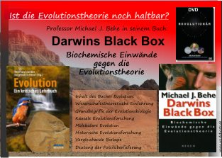 Evolution oder Intelligent Design-logo