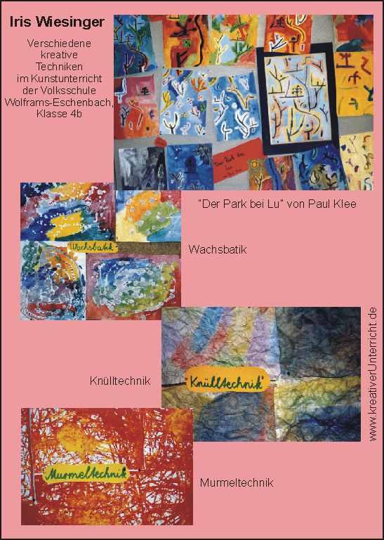 Paul Klee - Der Park bei Lu