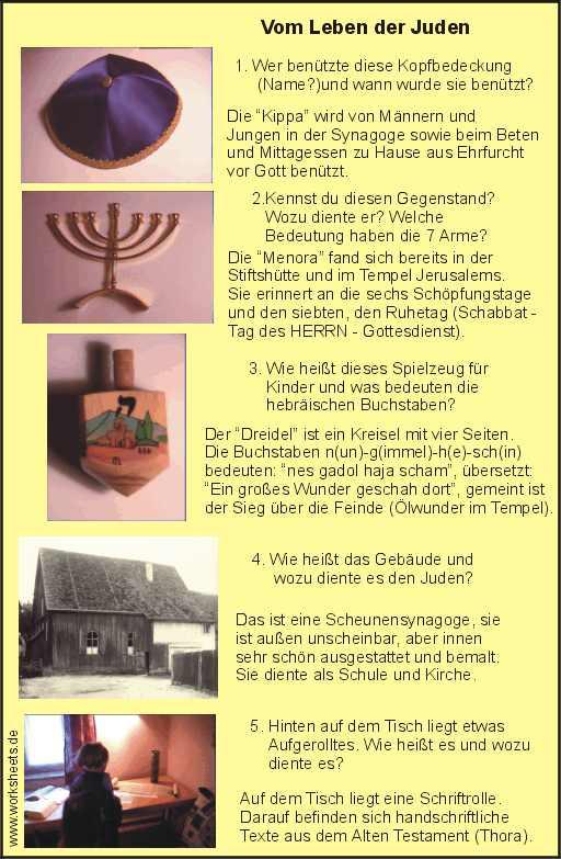 Judenfriedhof und Synagoge