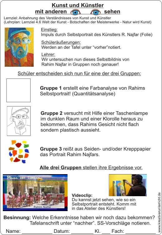 Botschaften der Meisterwerke - Kunst und Künstler mit anderen Augen ...