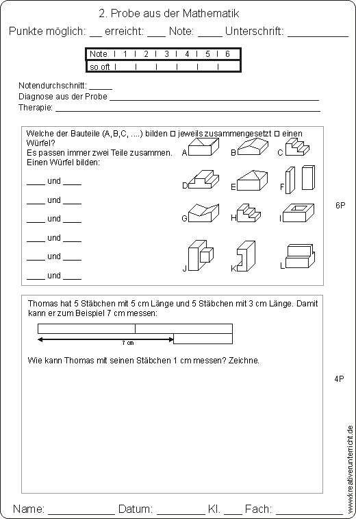 Arbeitsblatt Vorschule  Arbeitsblatt Deutsch Klasse 5