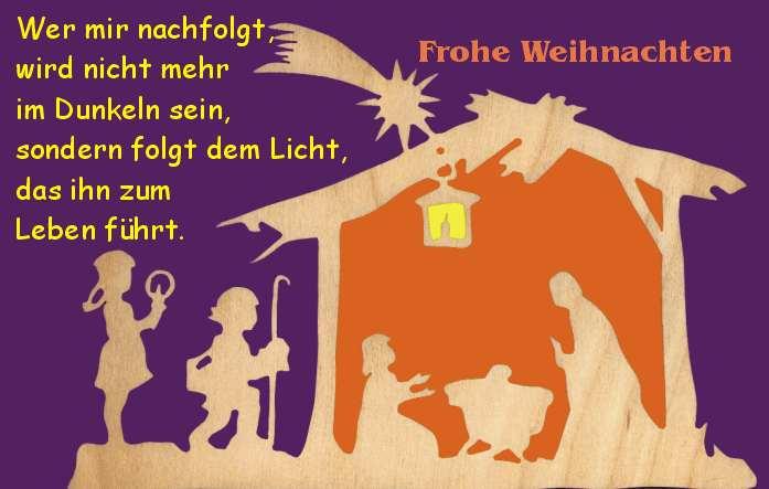 Weihnachtskarten selber gestalten - Interaktive weihnachtskarte ...