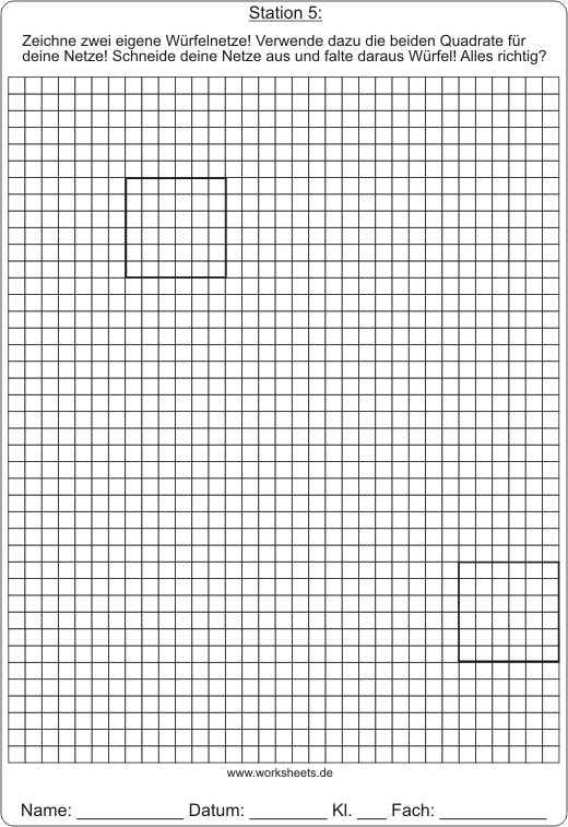 Fein Netze Arbeitsblatt Fotos - Mathematik & Geometrie Arbeitsblatt ...